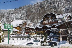 goedkope wintersport Chatel