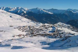 goedkope wintersport La Toussuire