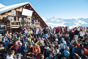 goedkope wintersport Val Thorens