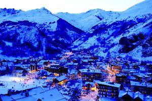 goedkope wintersport Valloire