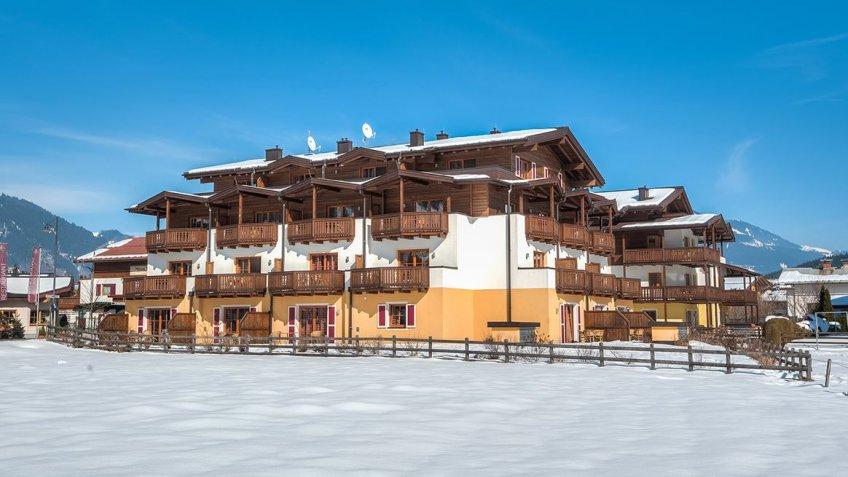 Appartementen Gletscherpanorama