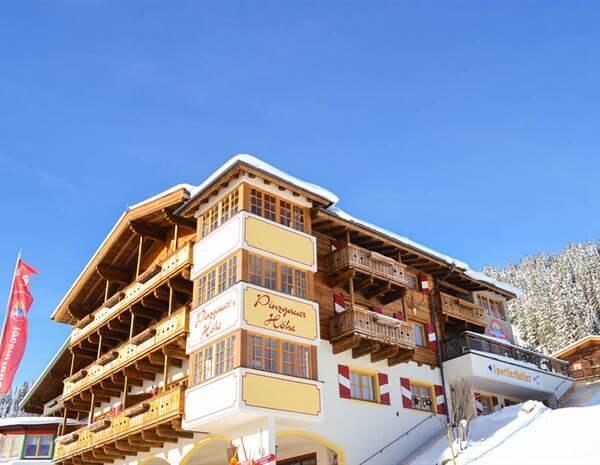 Appartementen Pinzgauer Höhe