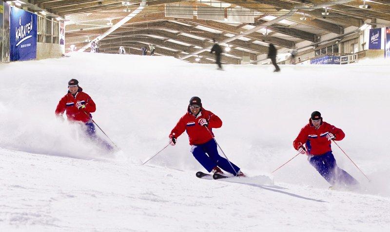 Indoor skihallen